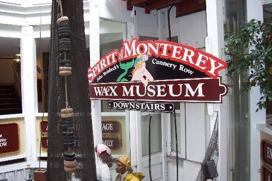 Monterey Bay Wax Museum