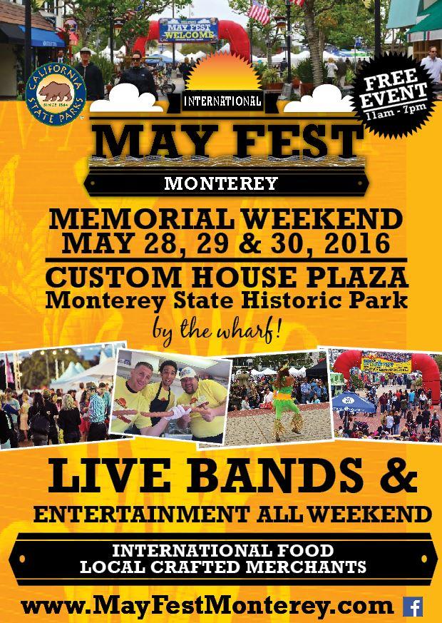 PosterMayfest2016
