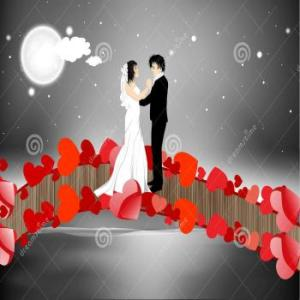 valentines-day-night-background-newly-married-couple-dancin-28673107